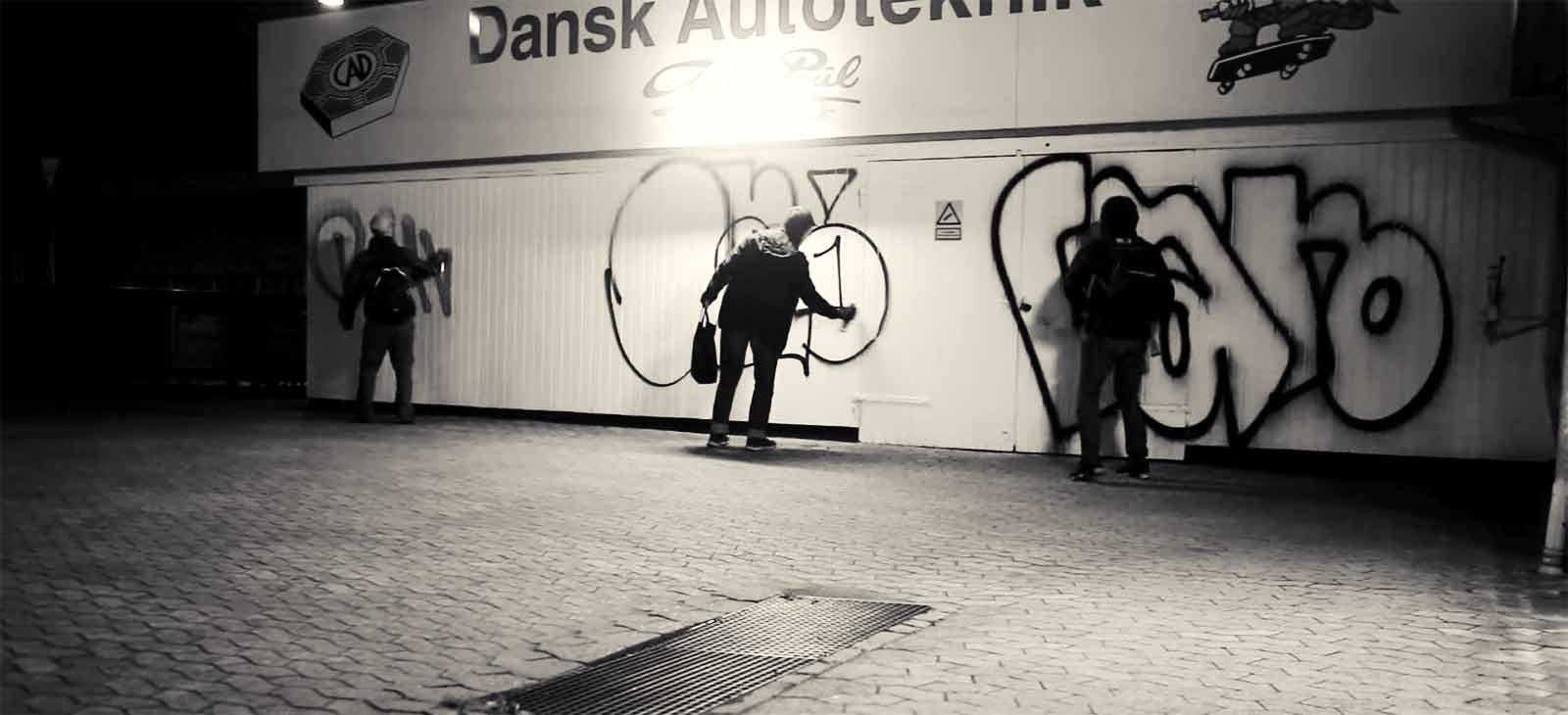 TagsAndThrows: Bombing in Copenhagen