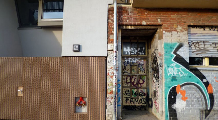 POET73: Our new Neighbours