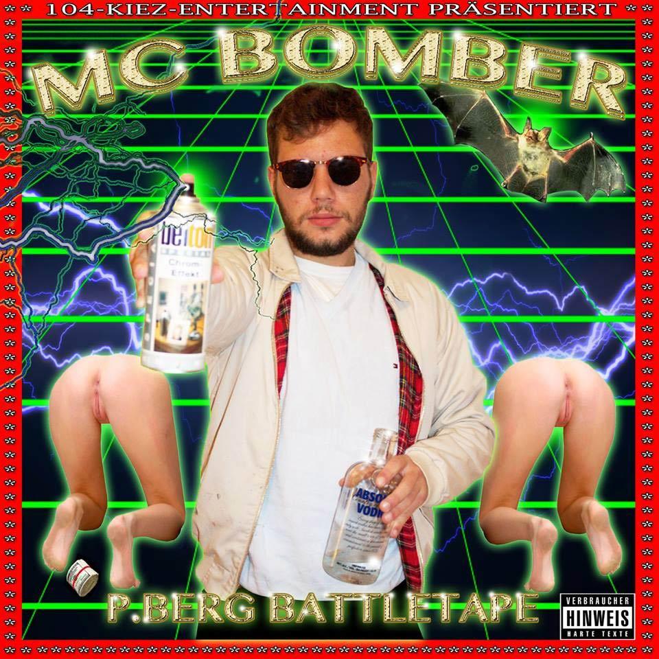 MC Bomber – P-Berg Battletape