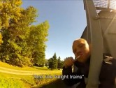 Brave Dave: Freight Train Hopping in Canada