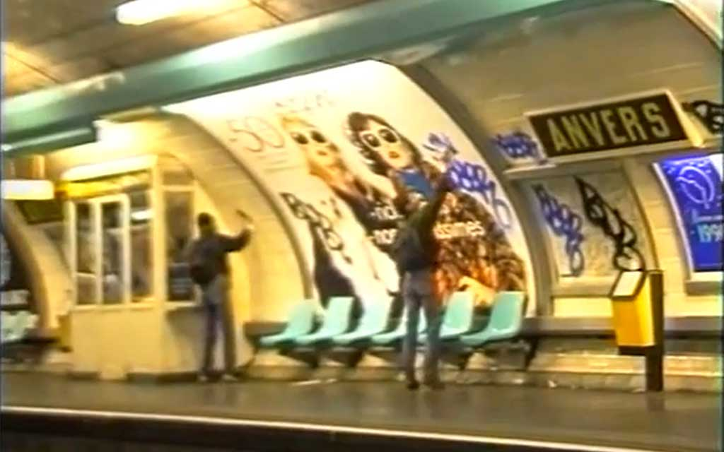 Paris 1996: VAD in Action
