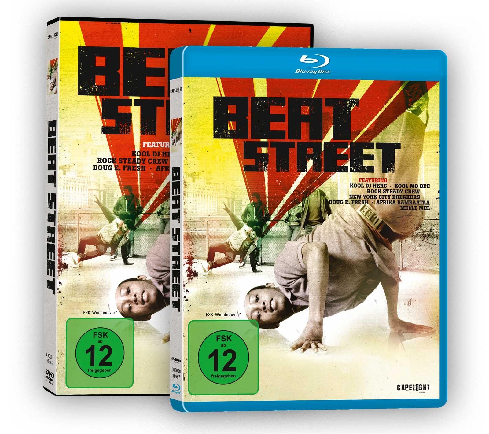 Gewinnspiel: Beat Street Blu-ray
