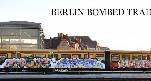 Berlin Bombed Trains