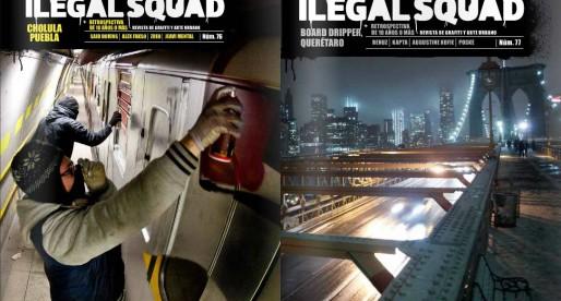 E-Book: Illegal Squad 76 & 77