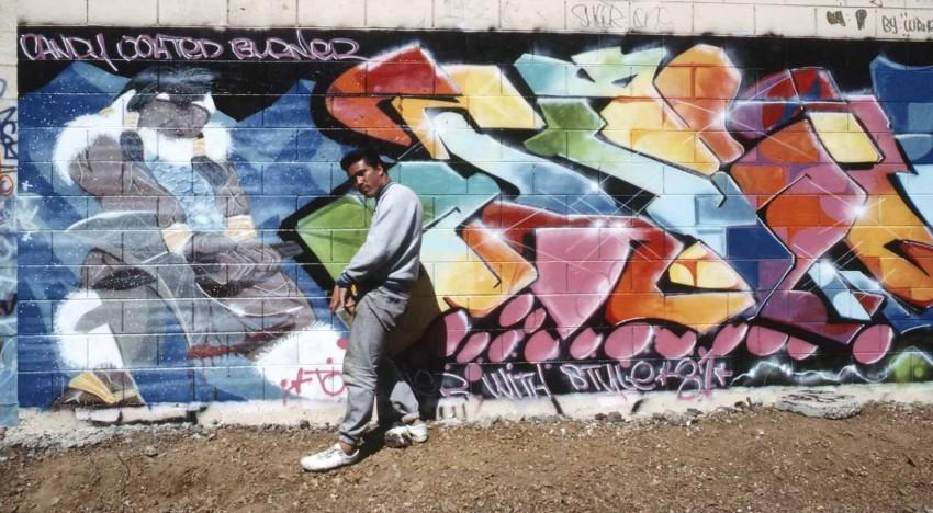 Bay Area Graffiti: The Early Years