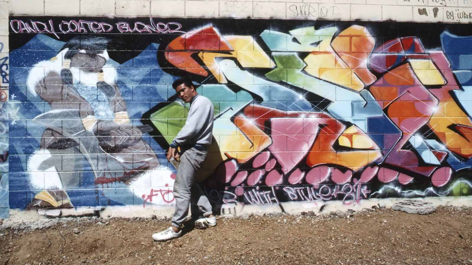 Bay Area Graffiti: The Early Years