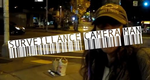 Surveillance Camera Man