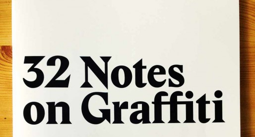 32 Notes on Graffiti – Review