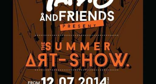 Yard 5 & Friends – Summer Art Show
