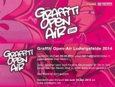 Graffiti Open-Air Ludwigsfelde 2014