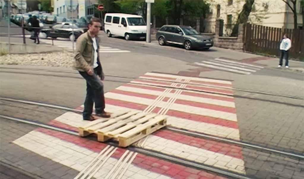 Tomáš Moravec: Pallet