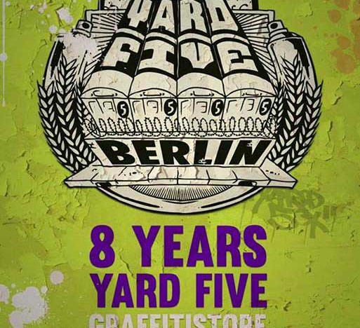 8 Years Yard 5