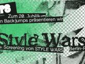 Style Wars 2 – Screening