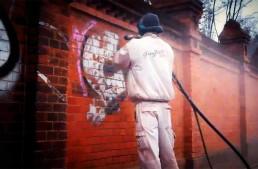 Graffiti FREI: Buff Promo