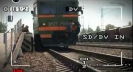 Москва 24: Russen und Züge