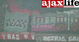 Ajax Ultras lassen Trains rollen