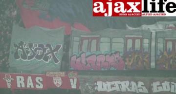 Ajax Ultras lassen Trains rollen