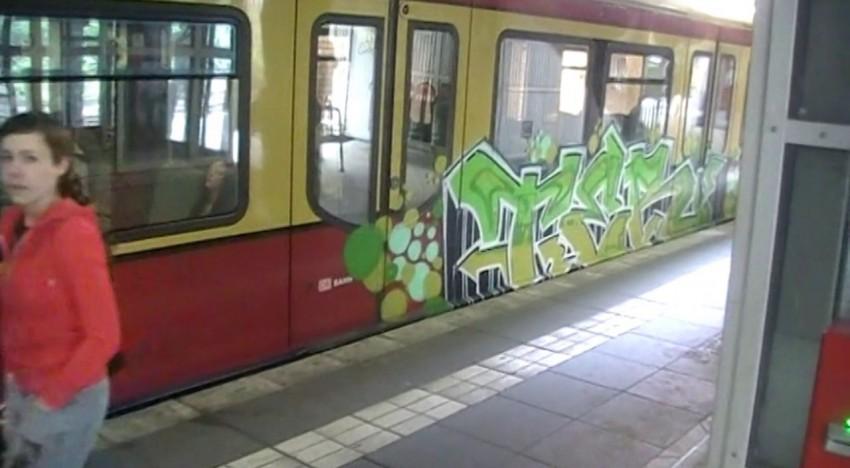 Berliner Rollstahl #6