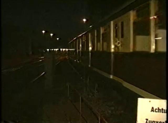 Berliner S-Bahn 1990