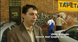 Boom der Primatengraffiti
