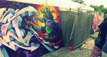 graffy.tv: Yard 5 Summer Jam 2012