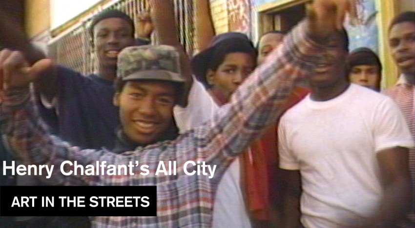 Henry Chalfant's All City