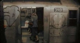 New York Subway 1986