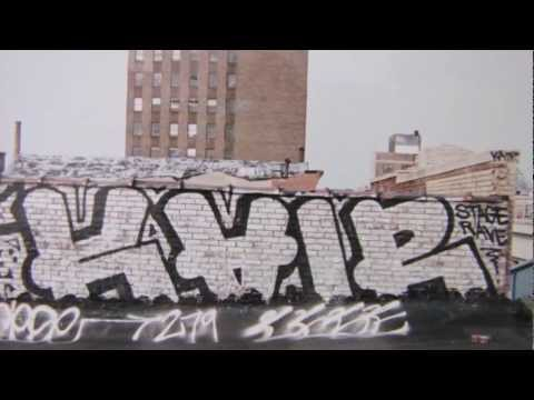 Sly Artistic City – Philly Graffiti History
