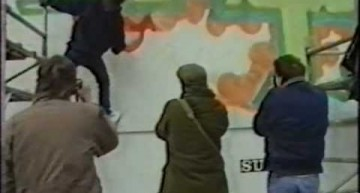 London: T-KID in 1985