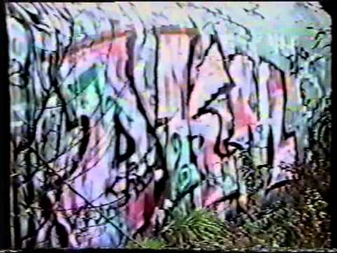 Tags – London Graffiti in the 80-90s