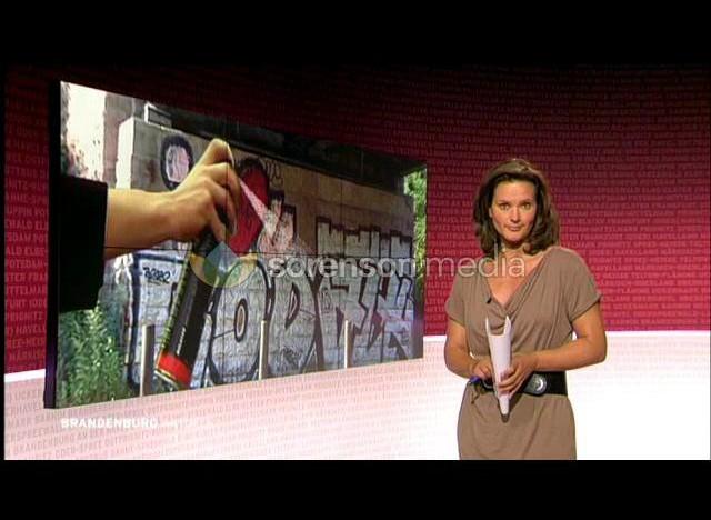 Brandenburg aktuell – Maik der Sprüher