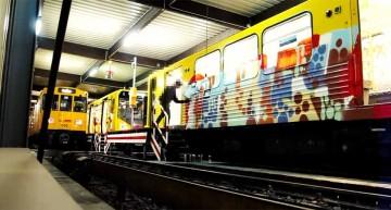 U-Bahn: GRIMEY KILER