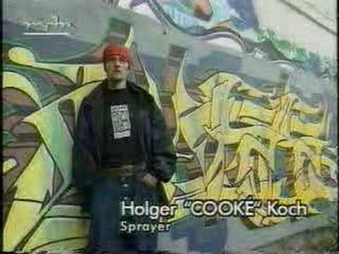 MDR Knackpunkt: Graffiti