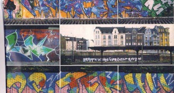 Da Kukse Wa – Graffiti in Dortmund 1987