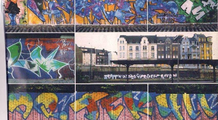 Da Kukse Wa – Graffiti in Dortmund 1987