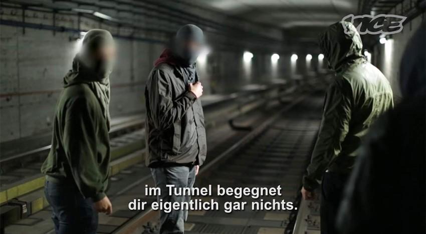 ULFS: Wiens berüchtigtste Graffiti-Crew