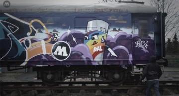 FINO: The Molotow Train