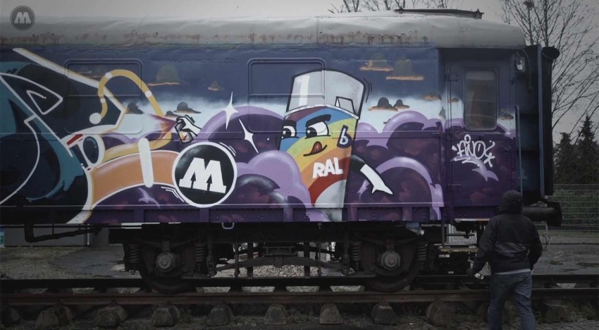 FINO: The Molotow Train