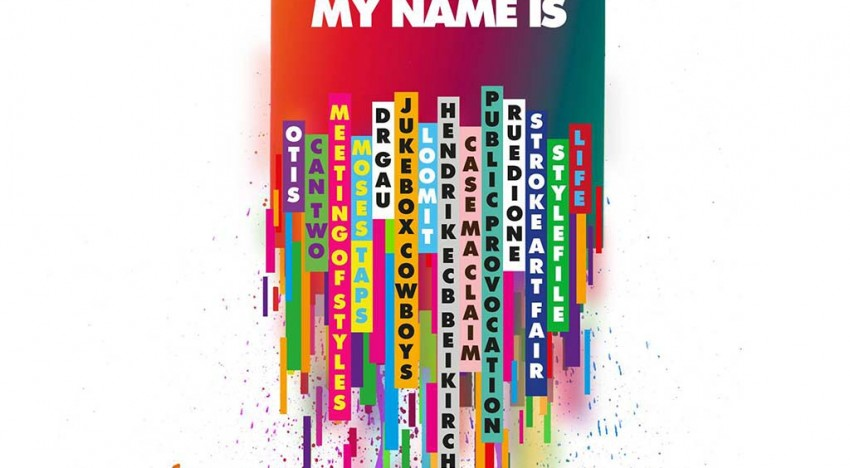 Premiere: Hello My Name Is – German Graffiti