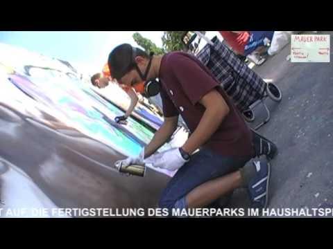 Mauerpark fertigstellen Video
