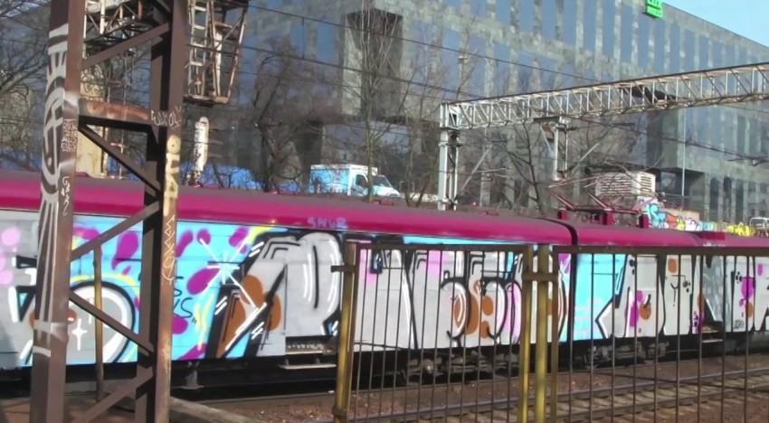 Warschau: UKS Crew