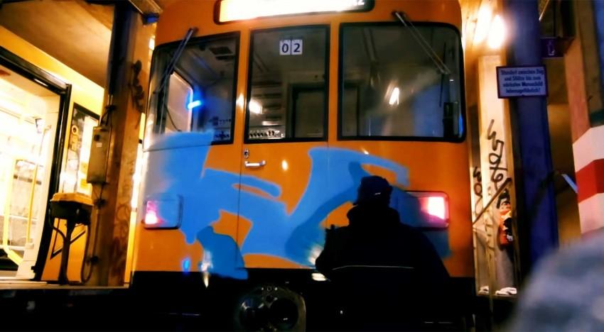 U-Bahn: YCE Undercover