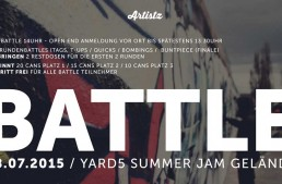 Yard 5 Jam: Artistz Battle