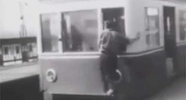 Parkour in den 1930ern