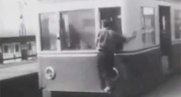 Parkour in den 1930ern