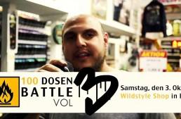 Battle: 100 Dosen Graffiti Battle Vol. 3