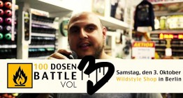 Battle: 100 Dosen Graffiti Battle Vol. 3
