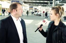 Hanna will's wissen: Was tut die Deutsche Bahn gegen Graffiti?