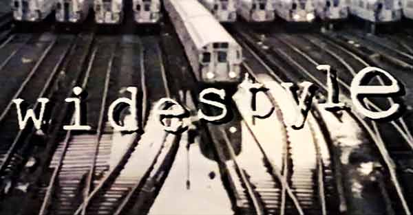 Widestyle – Stockholm Graffiti Scene 1996-97