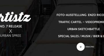 Release: Artistz Magazin #7